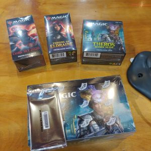 Pre-Releases and Buy-A-Box of Magic